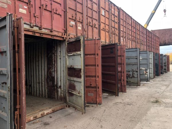 Контейнеры 24 тонны