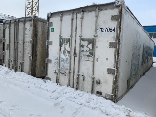 Рефконтейнер 40 футов