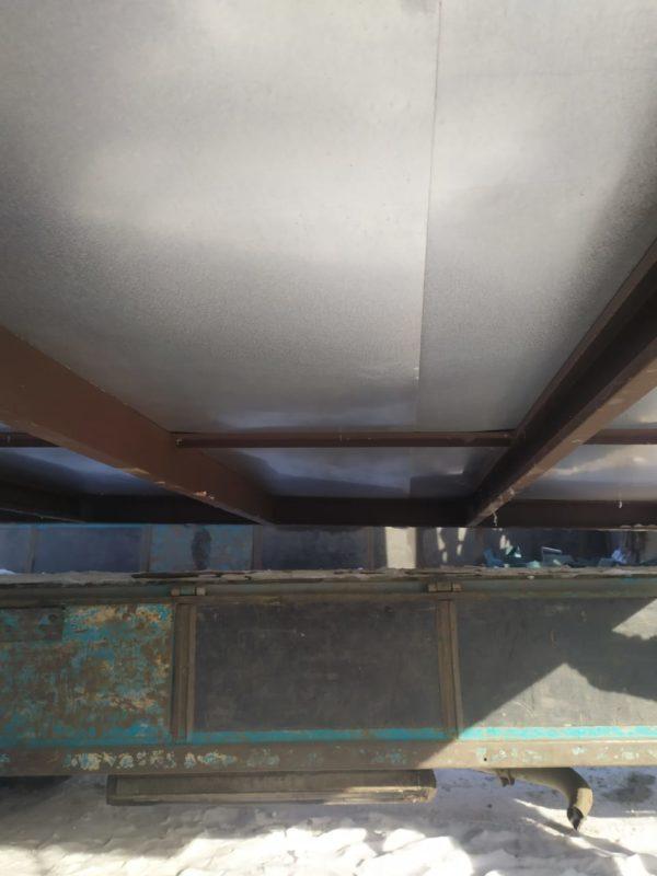 КПП ( пост Охраны) 2,5x3 м